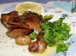 Alimenti dietetici e utile prodotto – fegato di coniglio. La ricetta di questo sottoprodotto (tre vie)