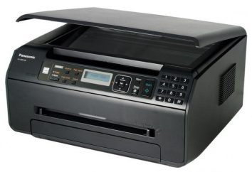 Wielofunkcyjne Panasonic KX MB1500 Przegląd