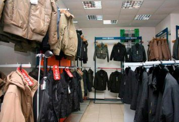 Wybierz gdzie kupić kurtkę w dół w Jekaterynburgu