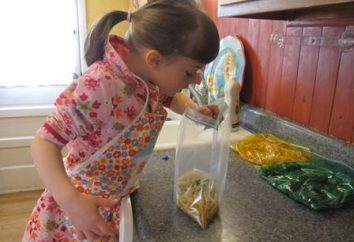 Jogos na cozinha – bebê em desenvolvimento