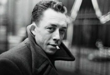 Francuski pisarz Albert Camus: biografia, kreatywność