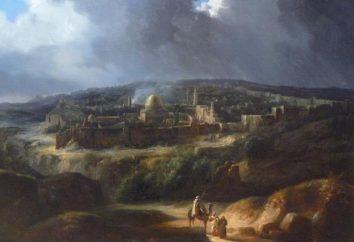 Il Regno di Gerusalemme: la base e la vita nel regno