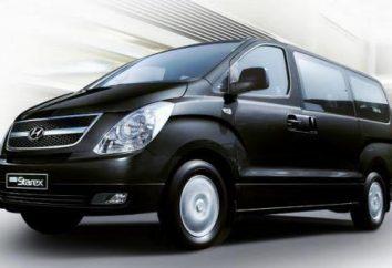 """""""Hyundai-Stareks"""" 4×4 nowy: Dane techniczne, wygląd i cechy modelu"""