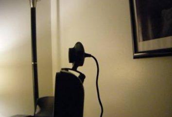 ¿Cómo se instala una cámara web?