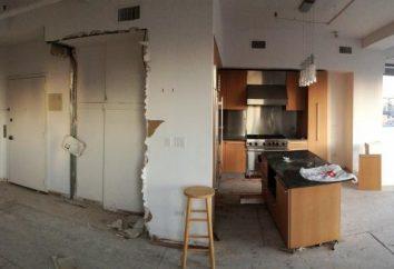 Comment démarrer un réaménagement d'appartement: conseils