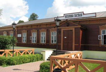"""regione stazione Museo """"Kozlov Zaseka"""" Tula: descrizione, storia e fatti interessanti"""