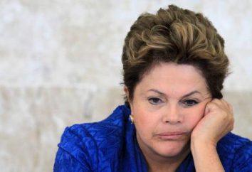 Rousseff – impeachment: les raisons. 36ème Président du Brésil Dilma Rousseff Vana