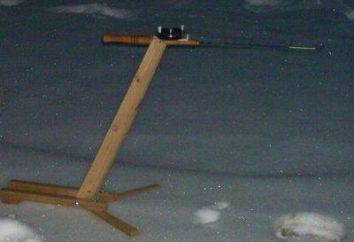 Zimowe połowów walki z własnymi rękami. Jak zrobić domowej roboty połowów zimowych pręt