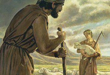 Kain i Abel: historia ludzkości w krótką opowieść