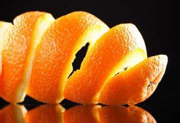 Korzystanie z skórką pomarańczową w ogrodnictwie