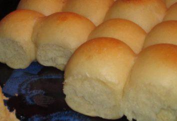 pães deliciosos aos trancos e barrancos: a receita com uma foto