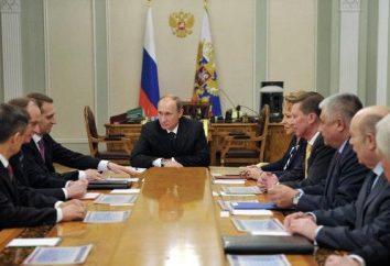 Il Consiglio di Sicurezza della Federazione Russa: la composizione, i poteri e le attività