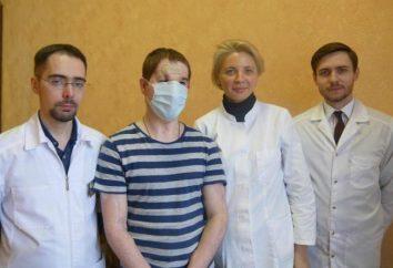 greffe du visage: l'histoire des opérations les plus réussies. greffe du visage en Russie