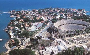 Midnight Sun Hotel 3 * (Side, Turchia): Descrizione e commenti