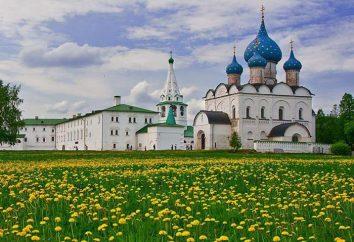 Suzdal: jak dostać się z Moskwy do Suzdal