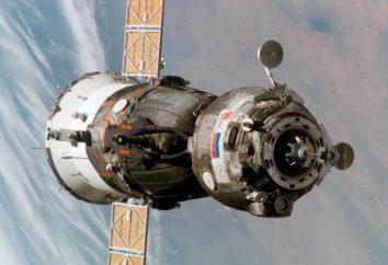 """Eksperymentalny lot """"Apollo-Sojuz"""". Historia lot załogowy przestrzeń"""
