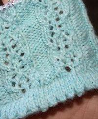 Aiguilles à tricoter caleçons de mode