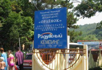 """""""Arcobaleno"""" – campeggio per tutta la famiglia. Camping """"Arcobaleno"""" in Novomikhailovsky: semplice e di buon gusto"""