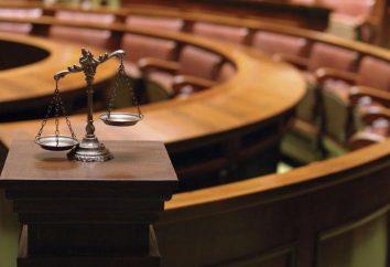 O interrogatório no tribunal: conceito, tipos, táticas