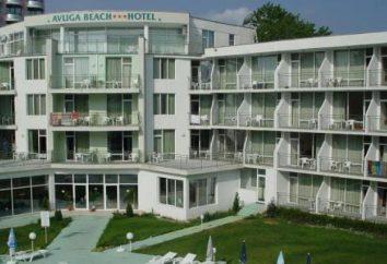 Avliga Beach 3 * (Bulgarie, Sunny Beach): la description des chambres, des services, des photos