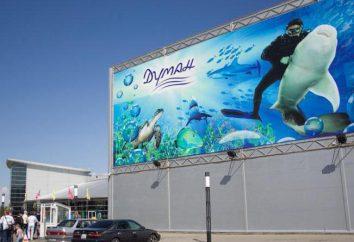 Oceanario di Astana: Descrizione