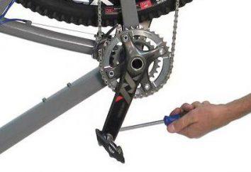 Como remover o pedal da bicicleta? recomendações práticas