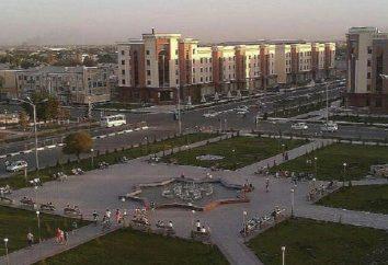região Khorezm do Uzbequistão. Passado e Presente