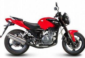"""Motocicleta """"Minsk C4 250"""": especificaciones, comentarios"""