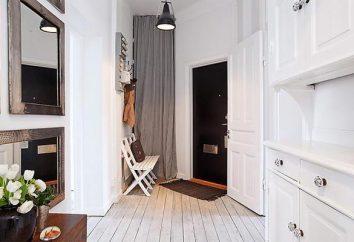 Hall im skandinavischen Stil: Enthält Geheimnisse