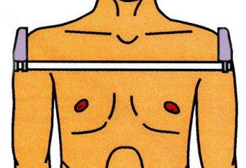 Jak mierzyć ramiona do szycia i odzieży z wyboru?