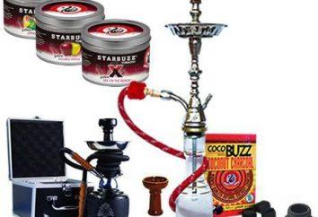 Le célèbre tabac américain pour narguilé Starbuzz