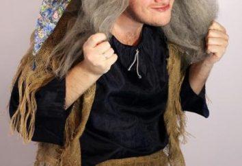 Come fare un vestito di Baba Yaga
