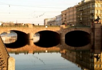 Ponte Anichkov. História da criação