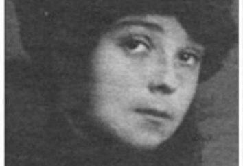 Nadezhda Volpin – femme de la loi du poète Sergeya Esenina. Biographie, créativité