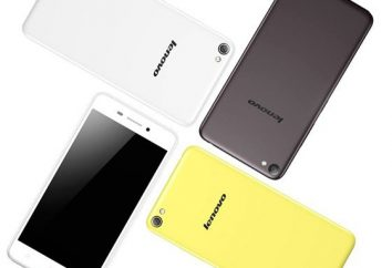 """Teléfono inteligente """"Lenovo C60"""": opiniones, especificaciones, revisión"""