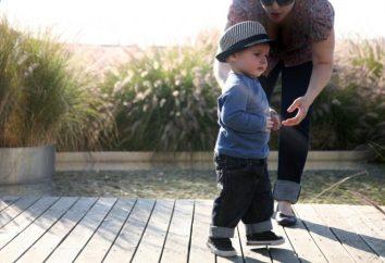 Welche Zeit das Kind, und andere Angelegenheiten der Bewegung Kleinkind zu laufen beginnt