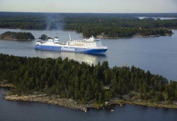 Ferries Travemunde – Helsinki. Billetes de ferry. Finnlines Ferries de Finlandia a Alemania