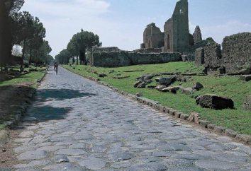 Roman Road: description, histoire, caractéristiques et faits intéressants