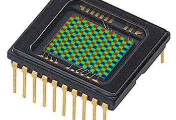CMOS matrix funkcje, funkcje i działania urządzenia