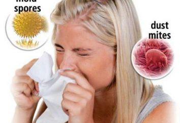"""""""Deksametazon"""" alergii: dawkowanie, opinie"""