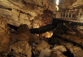 Vorontsovskaya cueva – subterránea milagro Sochi