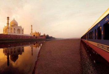 Pociągi w Indiach: ćwiczenia wagon, zakup biletów, zwłaszcza