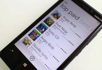 """""""Nokia Lyumiya 920"""": tipico, recensioni"""