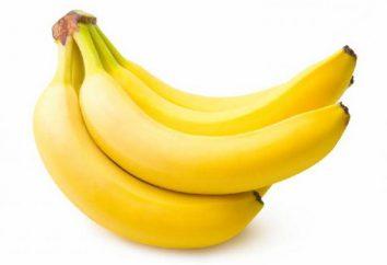 E 'possibile la banana in caso di diarrea?