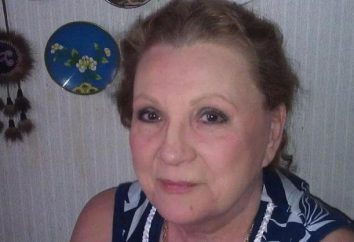 Demidova Elena Petrovna – la mère de Vladislav Galkin