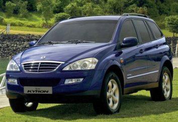 """""""Ssangyong Kyron"""": opinie i przegląd samochodów 2. generacji"""