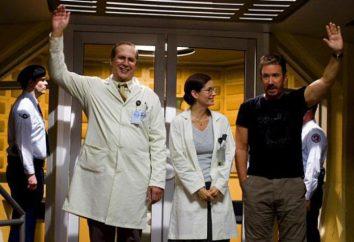 """fi film """"Captain Zoom: Accademia di supereroi."""" Attori e ruoli"""