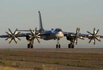 Rosyjskiego lotnictwa. rosyjskie bombowce
