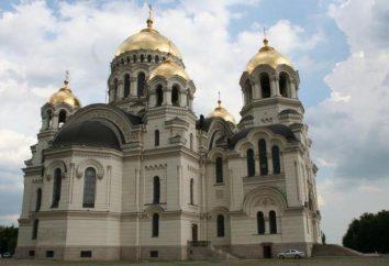 Cattedrale Novocherkassk (Ascension Cathedral esercito): la storia, la descrizione, l'architettura