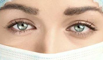 Dói o olho sob a pálpebra superior, dói para pressionar. dor ocular: causas possíveis, o tratamento